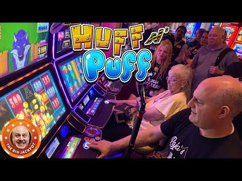 $3,000 Huff N&#39 Puff! 🐷120 Spins to Win BIG!