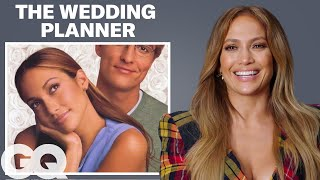 Jennifer Lopez Breaks Down Her Most Iconic Characters | GQ