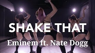 Shake That || Eminem ft. Nate Dogg || WanGong Lin 碗公 Twerk Choreography