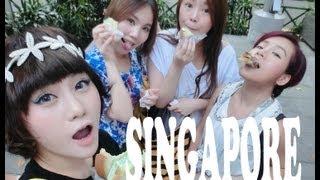 譚杏藍 Hana Tam - 癲婆遊新加坡