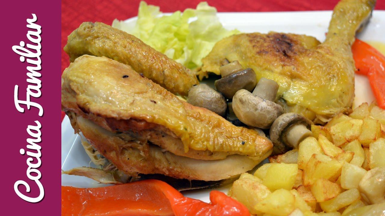 Pollo asado en la cazuela  | Javier Romero Cap. 10  - Temporada 2