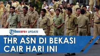 THR Bagi Seluruh ASN di Bekasi Resmi Cair Hari Ini