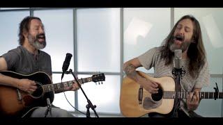 Chris Robinson Brotherhood Acoustic Guitar Session