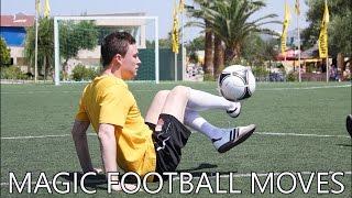 Diese Magic Football Moves könnt Ihr lernen in unserer Freestyle Academy Freut