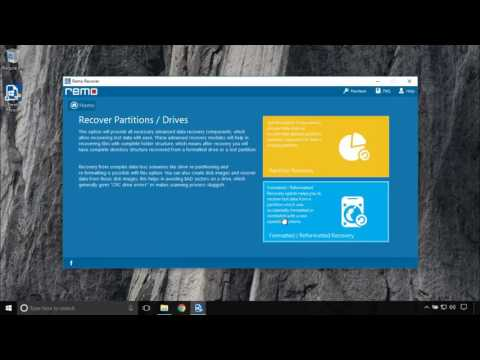 How to Get Deleted NTFS Partition Back