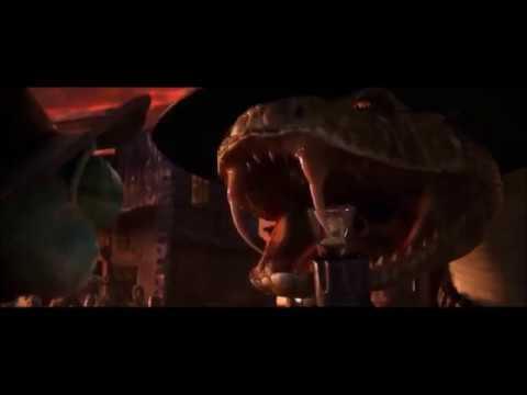 Rango - Rattlesnake Jake First Scene