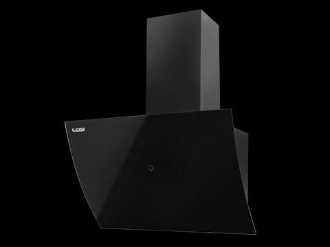 109 - вытяжка кухонная EX-1216 black