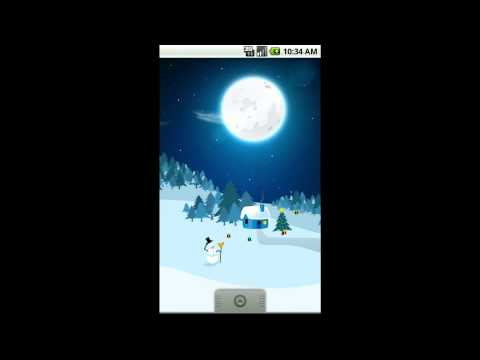 Video of Christmas Eve Live Wallpaper