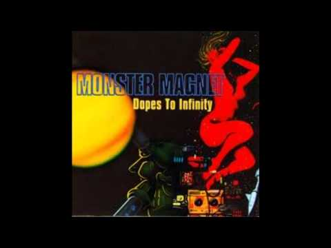 Monster Magnet - Ego, The Living Planet (with lyrics)