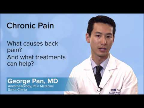 What causes back pain? And what treatments can help? - George Pan, MD | UCLA Pain Center