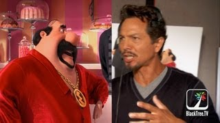 Benjamin Bratt talks about playing a villain and being a father | Despicable Me 2