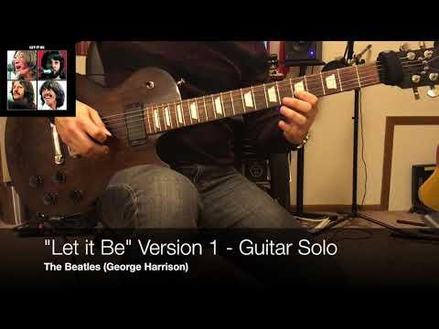 Let it Be - Solo