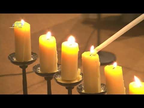 Vêpres et messe du 19 décembre 2020 à St-Gervais