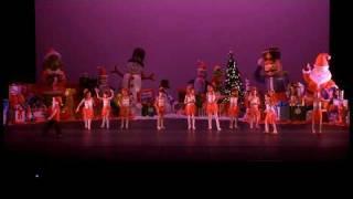 "Kids in Motion Christmas Dance Recital 2008 ""Zat You Santa Clause?"""