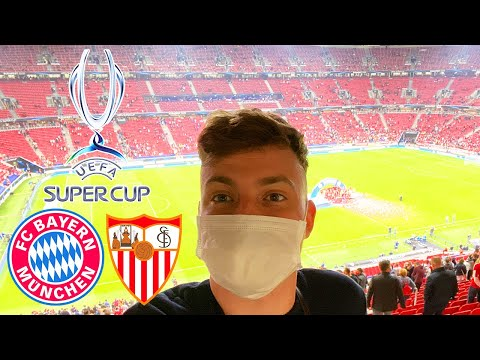 FC Bayern vs. Sevilla | VIP Stadionvlog aus 🇭🇺 – Uefa Super Cup | ViscaBarca