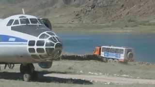 Ми-26Т перевозит самолет Ан-30