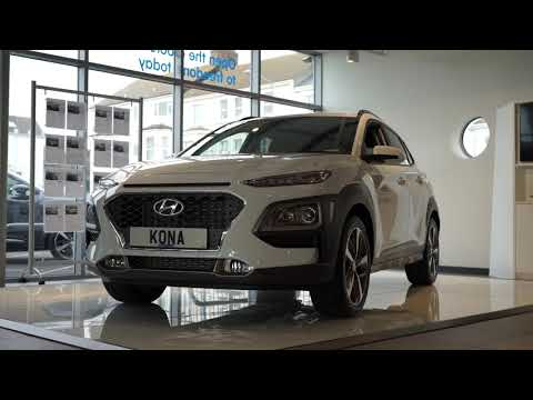 Hyundai KONA - Book Your Test Drive!