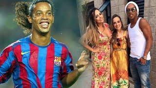 Tinggal Bertiga Bersama 2 Tunangannya, Ronaldinho Dikabarkan akan Menikahi Mereka Sekaligus