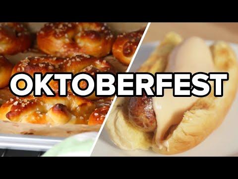 7 Recipes Perfect For Oktoberfest
