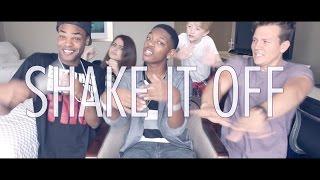 Taylor Swift - Shake It Off (Tyler Ward, KingBach, Toby Randall, Princess Lauren, Reggie COUZ) Cover