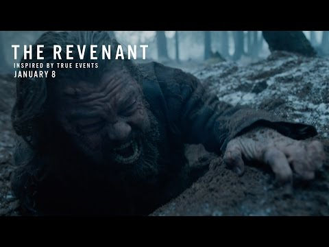 The Revenant (TV Spot 'Don't Give Up')
