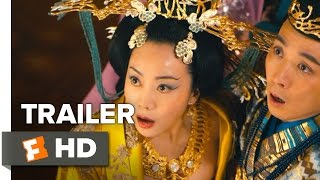 Monster Hunt Official Trailer 1 2016  Baihe Bai Wu Jiang Movie HD
