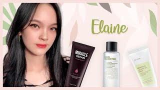 @Elaine   Dyeing hair with Liese Bubble Hair and Korean dry skin skincare