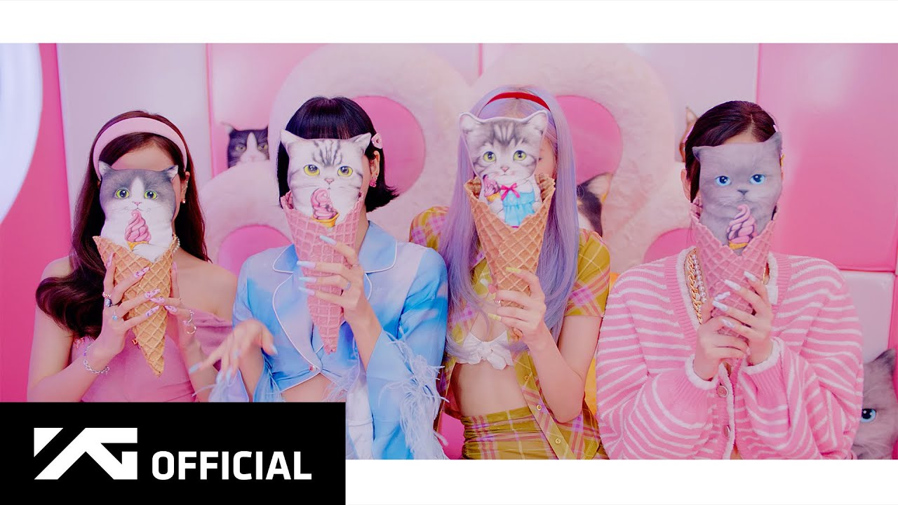 Blackpink, Selena Gomez — Ice Cream