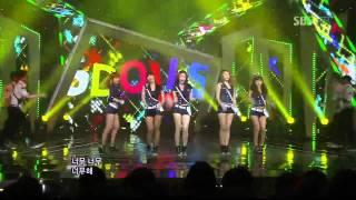 SBS인기가요-5dolls [이러쿵 저러쿵](626회)
