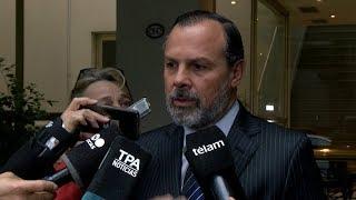 Dirigentes políticos, amigos, familiares y colegas despidieron a Marcelo Zlotogwiazda
