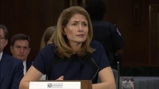 LIVE: U.S. Senate Select Committee on Intelligence Simmons Elwood Nomination