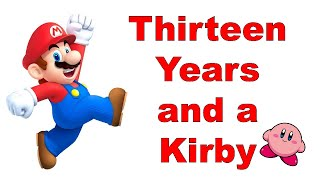 Mario - Thirteen Years and a Kirby