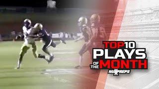 Top 10 Football Plays of October
