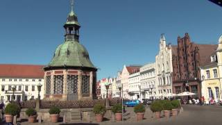 preview picture of video 'Hansestadt Wismar'