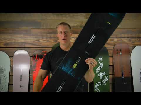 Burton Instigator Snowboard- Men's 2019 Review