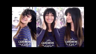 Erica Fernandes New Hairstyle In Quarantine At Home In Lock Down!