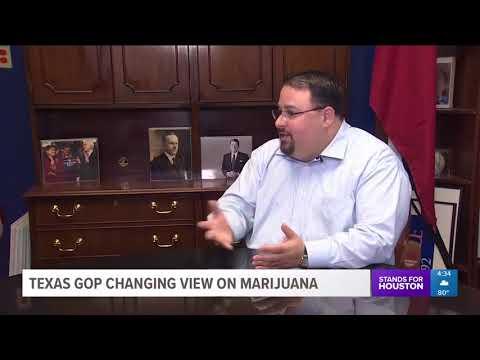Texas GOP changing views on marijuana laws