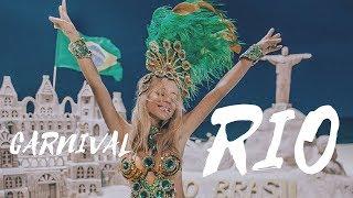 CARNIVAL IN RIO | CHAMPIONS PARADE COPACABANA IPANEMA VLOG
