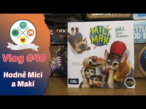 Vlog #40: Hodně Mici a Maki