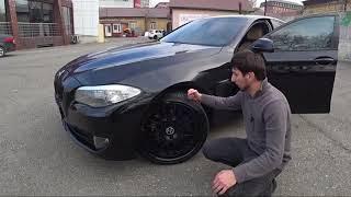 Моя BMW 5ка f10!