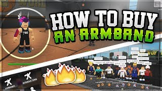 HOW TO BUY AN ARMBAND IN REC! + 2 HALFCOURTS IN A ROW! (RB WORLD 2)