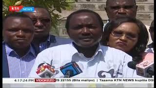 Kalonzo Musyoka ataka Sumra kujiondoa katika kinyang'anyiro cha uchaguzi wa Embakasi South