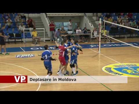 Deplasare în Moldova
