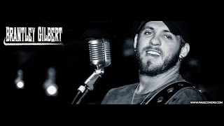 Lights Of My Hometown- Brantley Gilbert (Lyrics on screen)