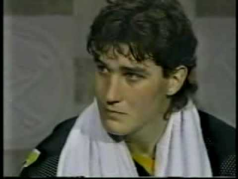 12/6/85 - Mario Lemieux Interview