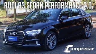 Avaliação: Audi A3 Sedan Performance 2.0