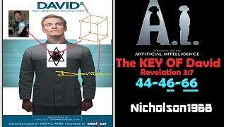 Artifical Intelligence-The Key of David-44-46-66!