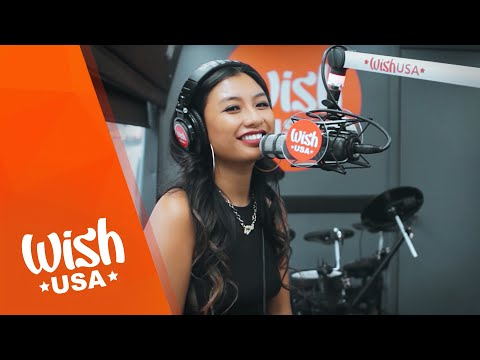 "jQuelz performs ""Bare"" LIVE on the Wish USA Bus"