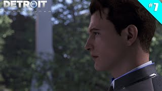 Detroit: Become Human - Ep 7 - Commissariat - Let's Play FR HD