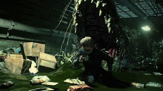 Resident Evil 2 Remake: All Bosses and Ending (Claire and Leon)